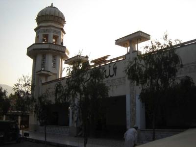 Allah-o-akbar mosque