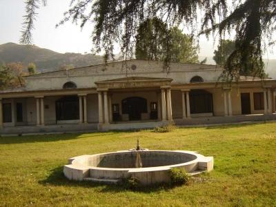 Ex-wali swat residence