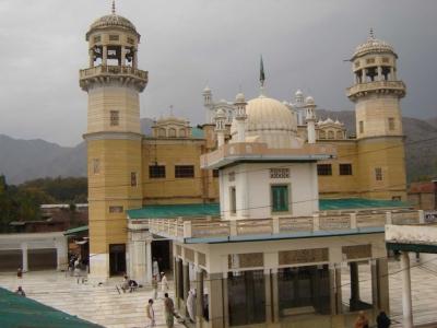 Saidu baba mosque